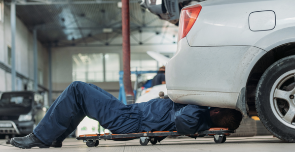 Use preventative maintenance to avoid car accidents