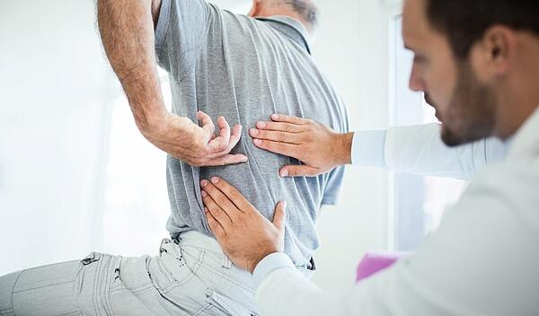 Supplementation and chiropractic care works wonders for back pain