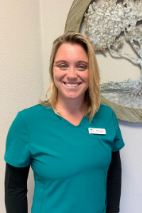 Erin Leegan, physical therapist in Daytona Beach