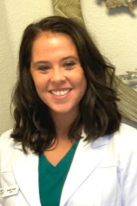 Jessie Grace, nurse practitioner at Ethos in Daytona Beach