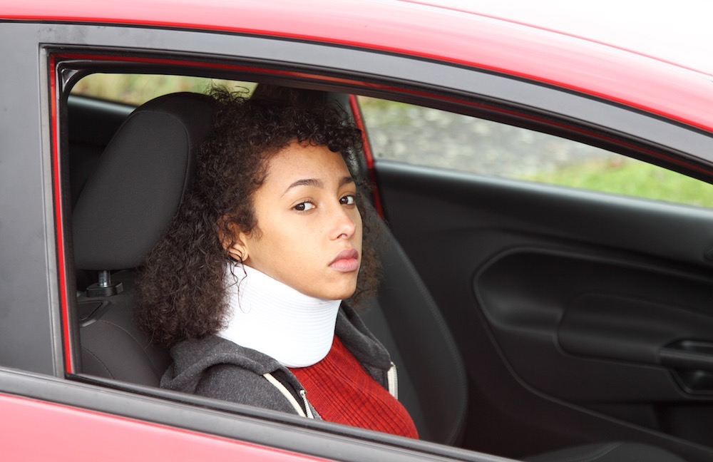 Whiplash Injury After an Auto Accident Injury