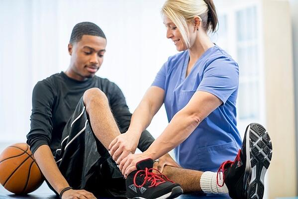 Bone injuries are typical musculoskeletal disorders