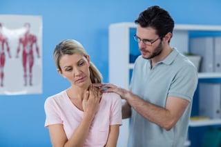 Benefits of a Neck Adjusment