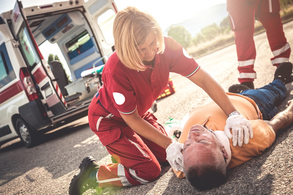 The Most Common Types Of Truck Accident Injuries