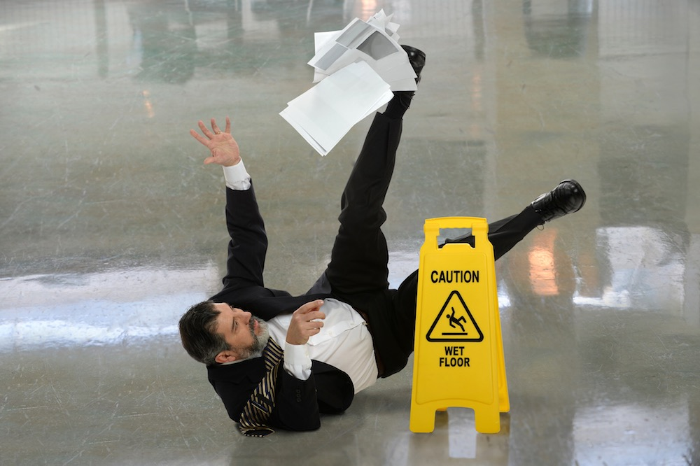 Slip and Fall Accident Injury Clinic in Florida