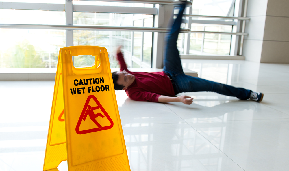 Slip and Fall Injury Treatment