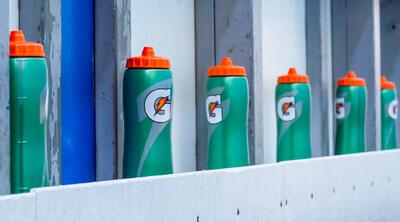 Sports drinks should be saved for athletes