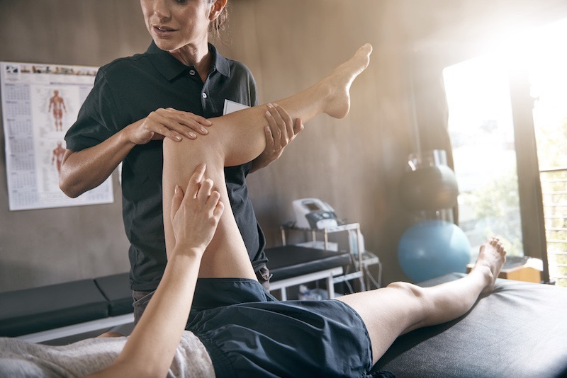 Muscular Re-education Physical Therapy