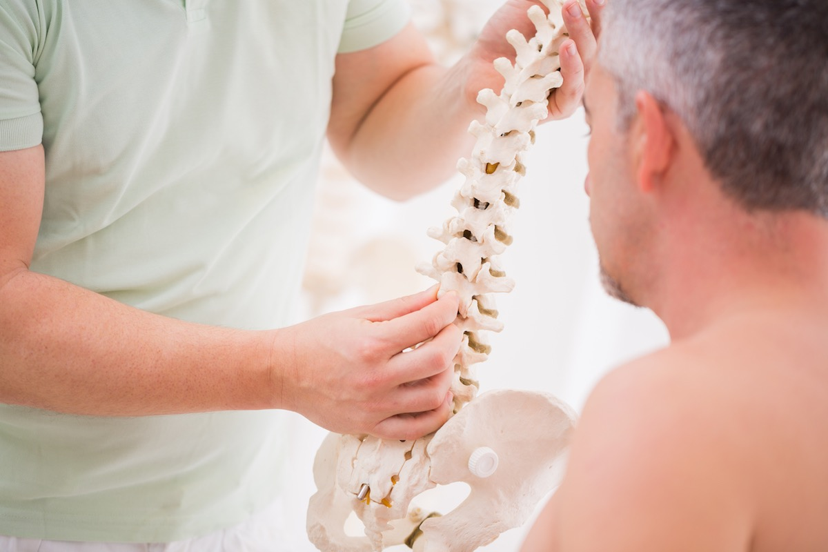 Is it posssible to give yourself a chiropractic adjustment?