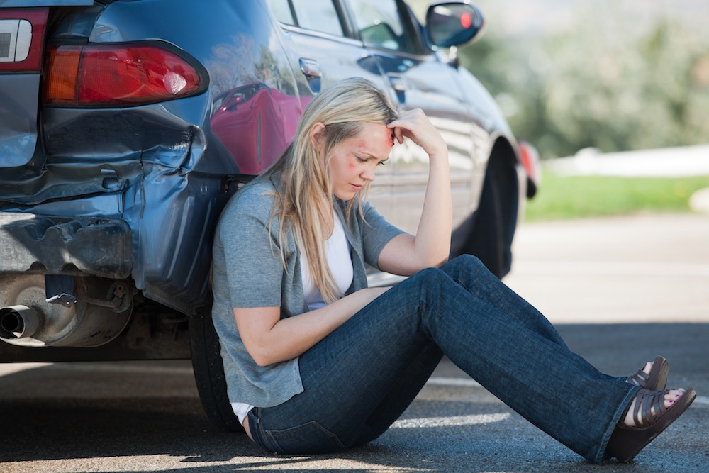 Step to Prevent a Car Accident