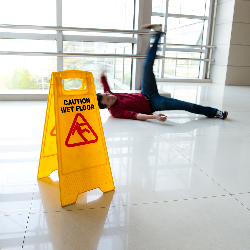 Slip and Fall Accident Doctor