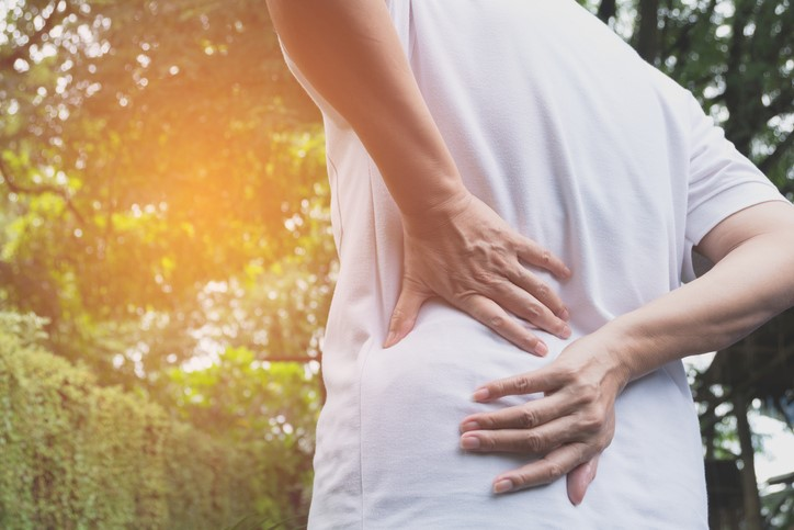 Back Pain | Natural Supplements and Herbs