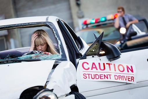 Head Pain after a Car Crash