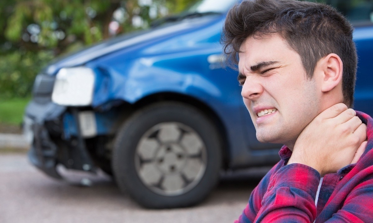 Can a whiplash injury come back after an accident?